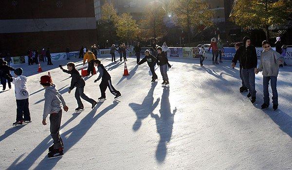 Napa Ice Skating