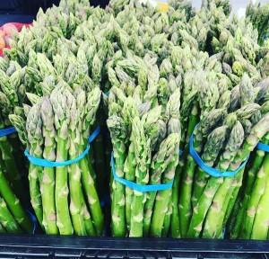 2. asparagus @napafarmersmkt