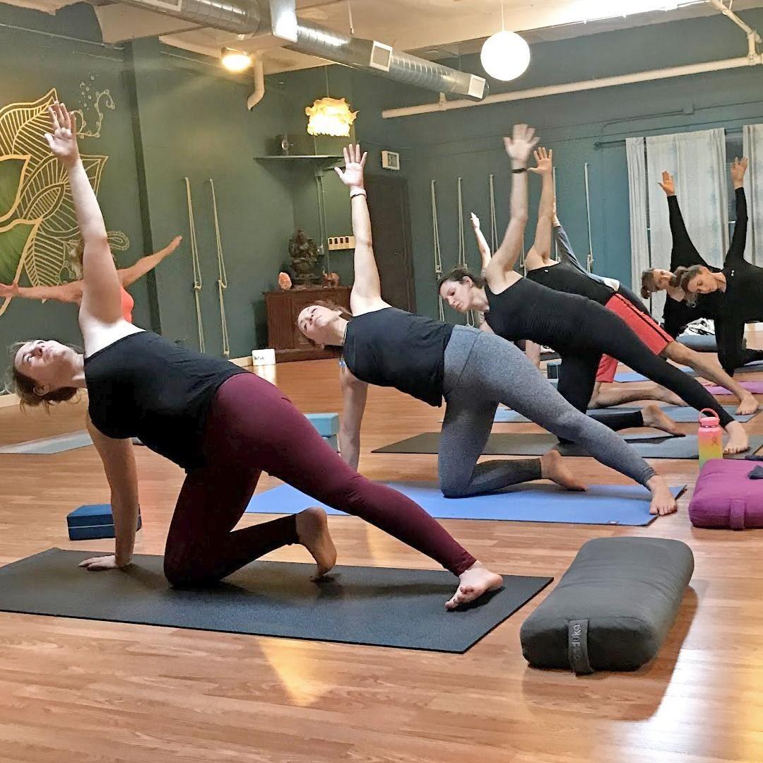 napa valley yoga center - DoNapa
