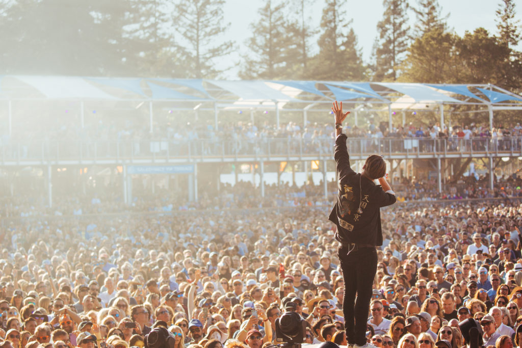 Bottlerock Stage